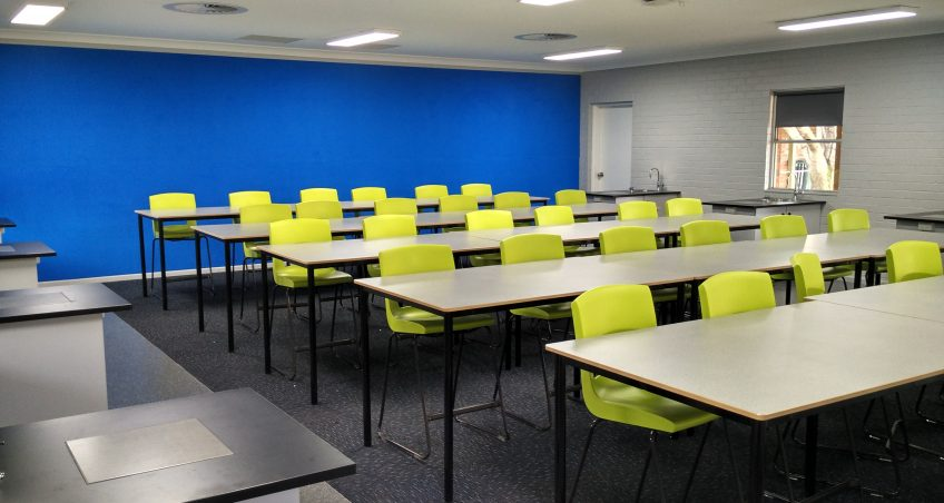 Refurbished Science Labs