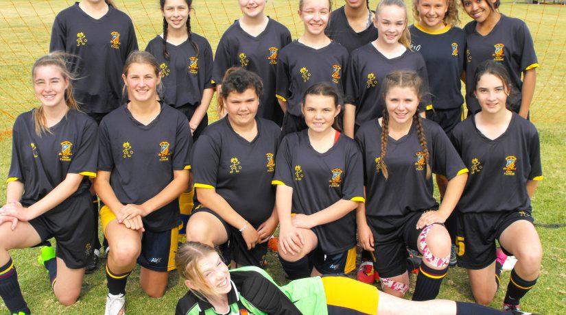 U/15 Soccer Team