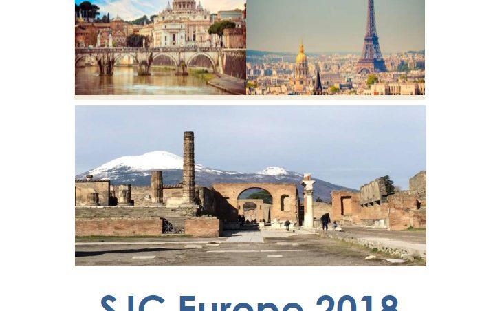 SJC Europe 2018 Study Tour