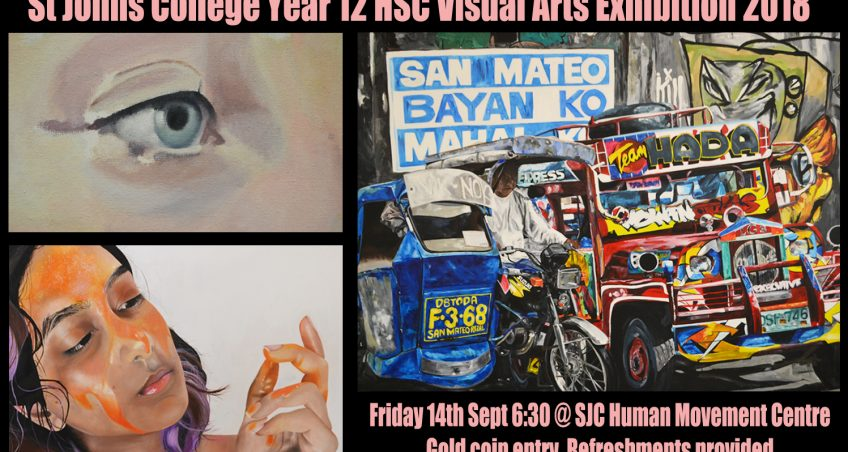 Year 12 HSC Visual Arts Exhibition