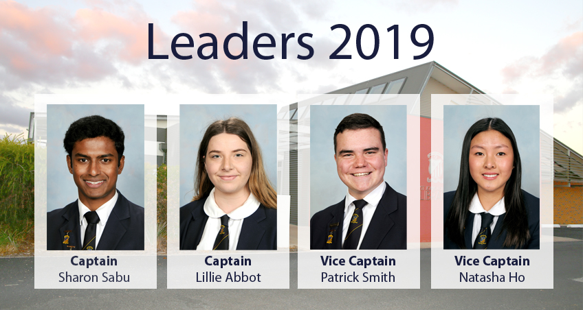 Leadership Team for 2019