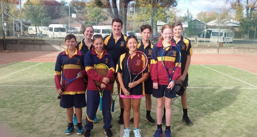 Bathurst Diocese Teams Tennis Trials