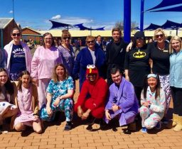 Year 12 PJ Day