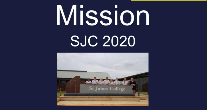SJC Mission 2020