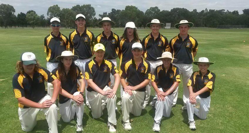 Open Boys Cricket Quarter Final