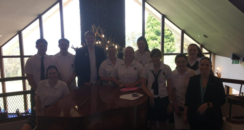 Year 11 Hospitality Excursion
