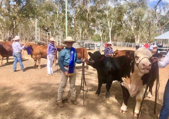 Livestock Exhibition Team
