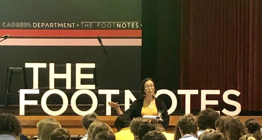 Footnotes Tour
