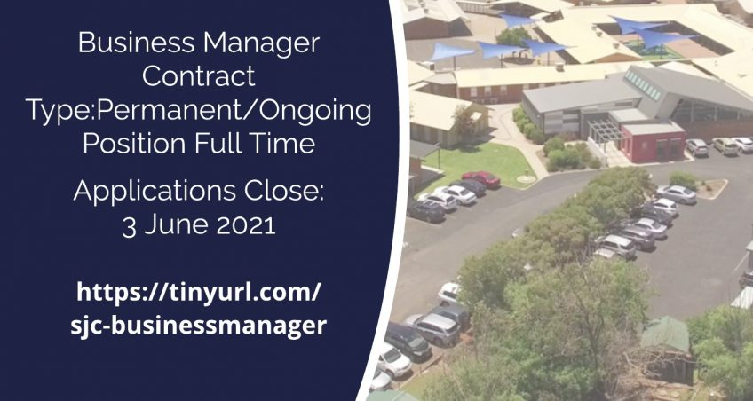 Business Manager Position